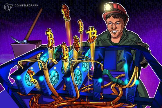 Il mining di Bitcoin nel 2021 sta diventando molto più decentralizzato