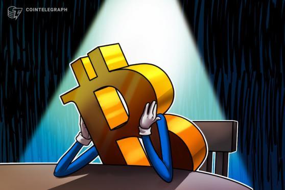 Bitcoin cancella i guadagni del 2021, ma il prezzo è ora supportato da una domanda senza precedenti