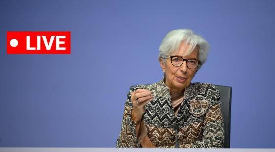 LIVE - Bce, Christine Lagarde in diretta
