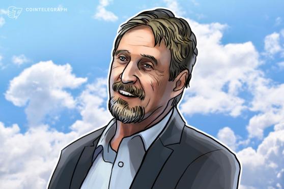 John McAfee, programmatore e crypto-evangelist, muore a 75 anni