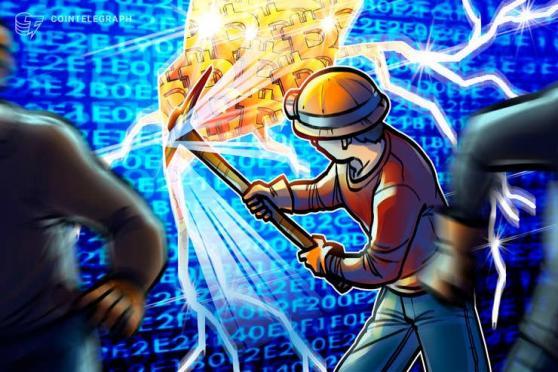 Da febbraio, i miner hanno accumulato Bitcoin per un totale di 600 milioni di dollari