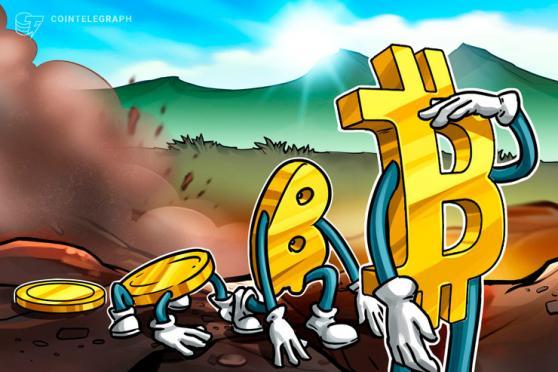 Bitcoin vedrà un breakout 'questa settimana', afferma un trader con un target a 38.000$